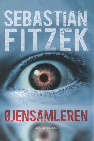 Fitzek Øjensamleren Denmark