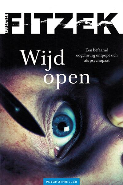 Fitzek Wijd open Dutch