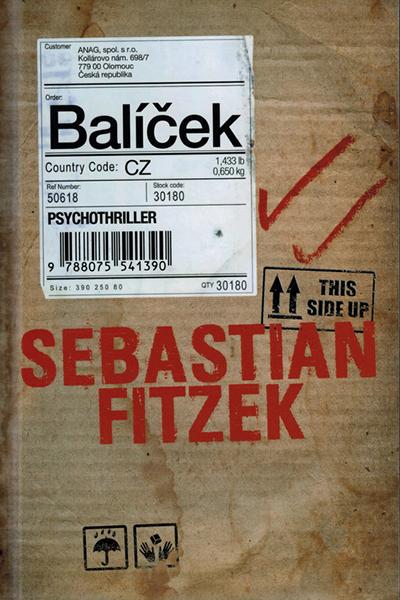 Fitzek Balíček Czech