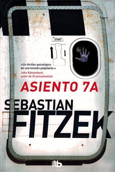 Fitzek Asiento 7A Spanish