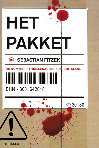 Fitzek Het Pakket Dutch