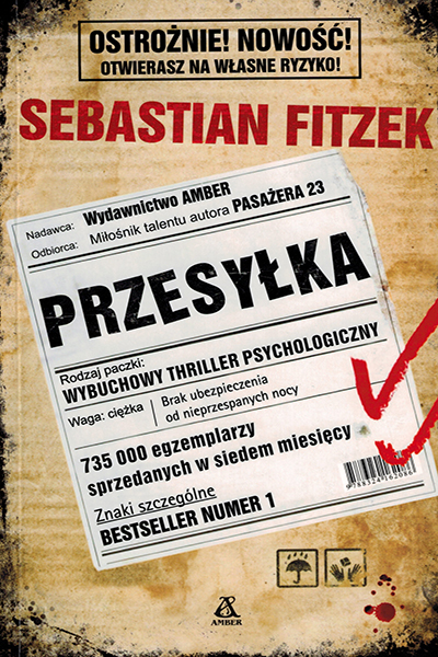 Fitzek Przesyłka Poland