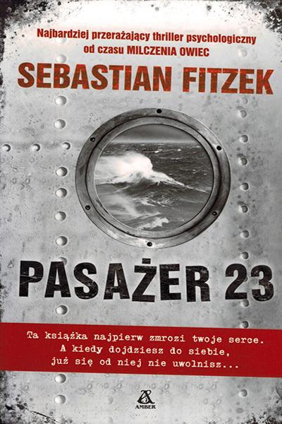 Fitzek Pasażer 23 Poland