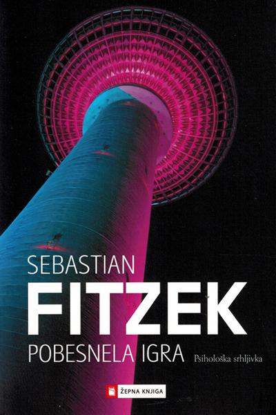 Pobesnela igra - Fitzek Slovenia