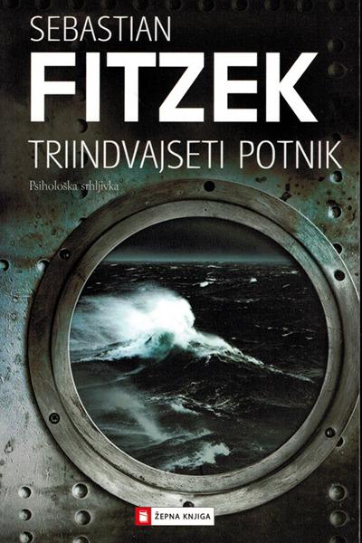 Fitzek Triindvajseti potnik Slovenia