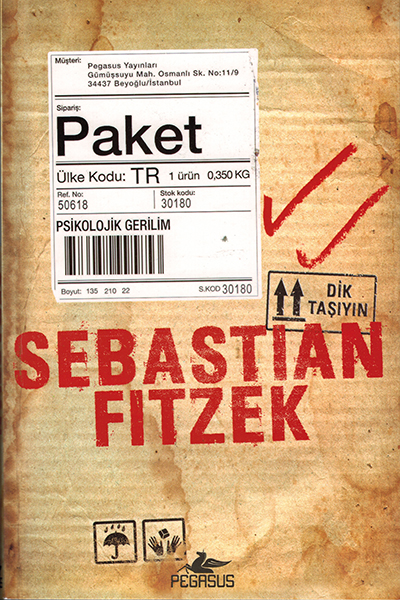Fitzek Paket Turkey