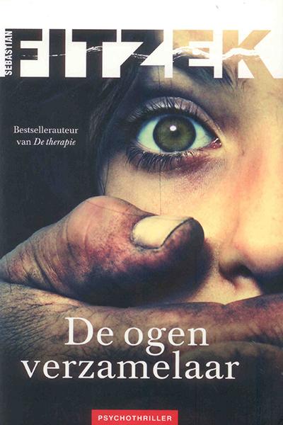 Fitzek De ogenverzamelaar Dutch