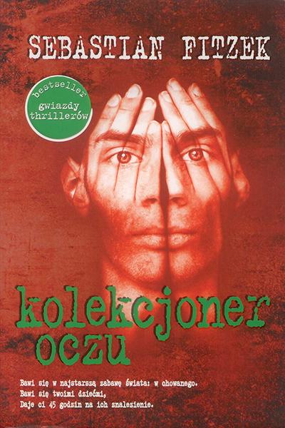 Fitzek Kolekcjoner oczu Poland