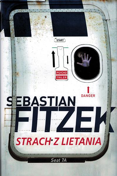 Fitzek Strach z lietania Slovakia
