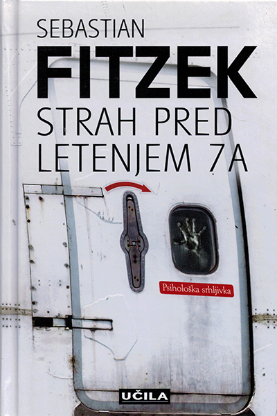 Fitzek Strah pred letenjem 7A Slovenia