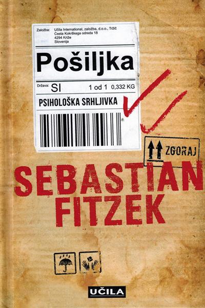 Fitzek Pošiljka Slovenia